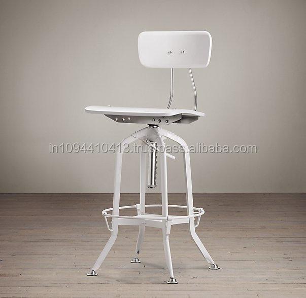 100 vintage toledo bar chair antiqued green vintage toledo
