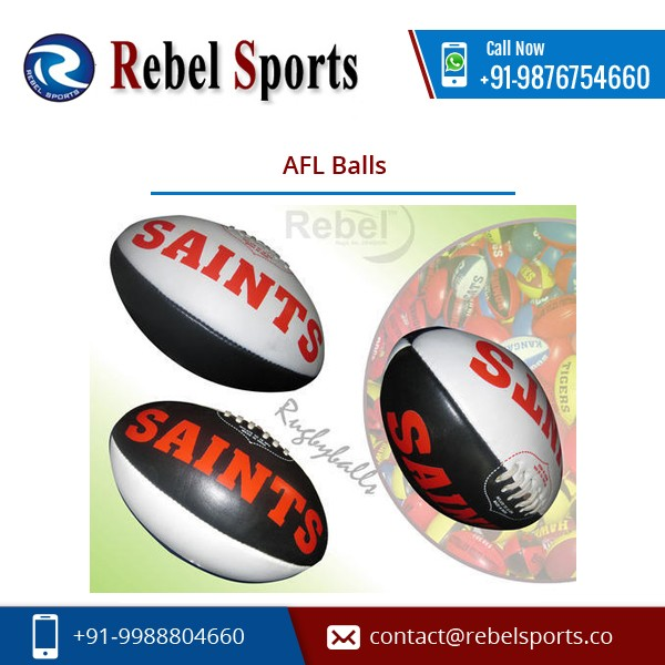 Australian Rules Footballs With Excellent Finish Tested Quality