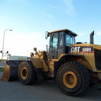 Japan Caterpillar 966H used wheel loader, cheap CAT 966H loaders for sale