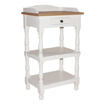 Indonesia Shabby Chic Furniture-York Telephone Table