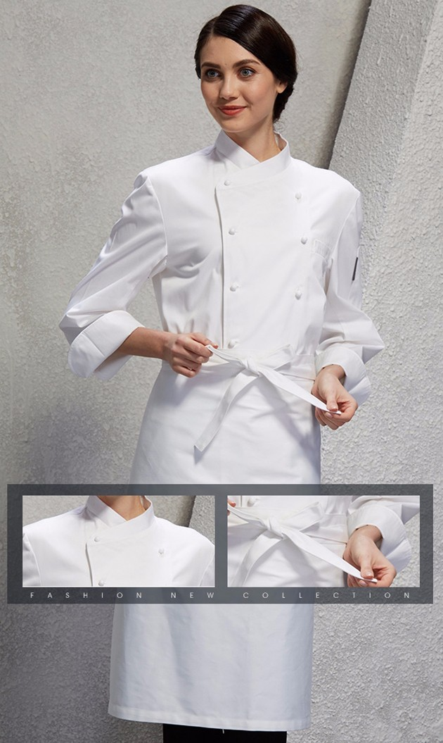 2016 High Grade Manufacturer Hotel Restaurant Chef Workwear and Uniforms with Long Sleeves