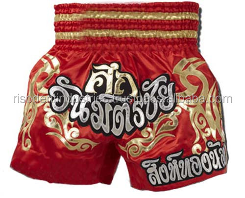 High Quality Satin Boxing Fight Shorts