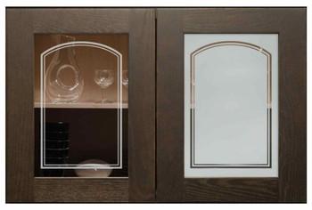 Sandblast Glass Kitchen Cabinet Buy Modern Kitchen Cabinets