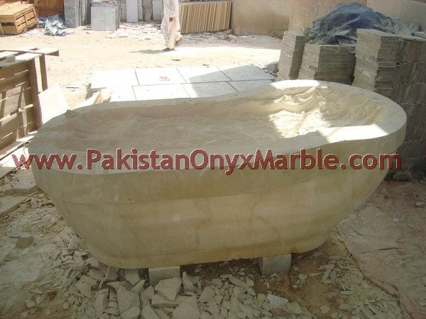 NATURAL COLOR MARBLE BATH TUBS COLLECTION