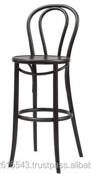 Industrial Thonet metal High Bar Chair Restaurant.jpg 350x350 Résultat Supérieur 50 Merveilleux Thonet Stoel Galerie 2017 Kgit4