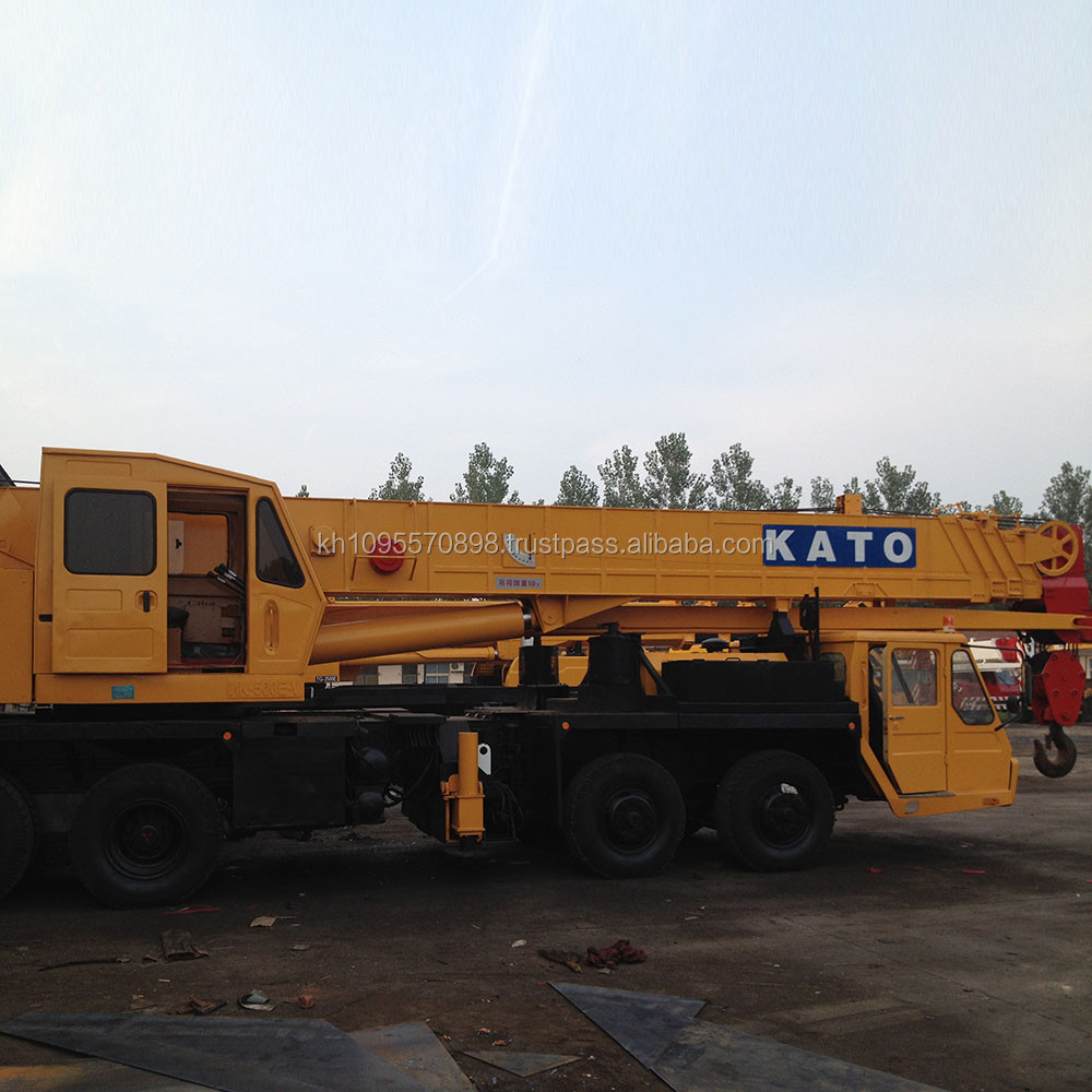 Used truck crane koto NK500E,Japan 50ton crans for sale in Shanghai