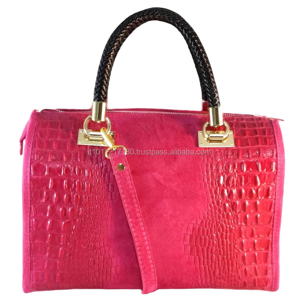 Genuine Leather Bags Real