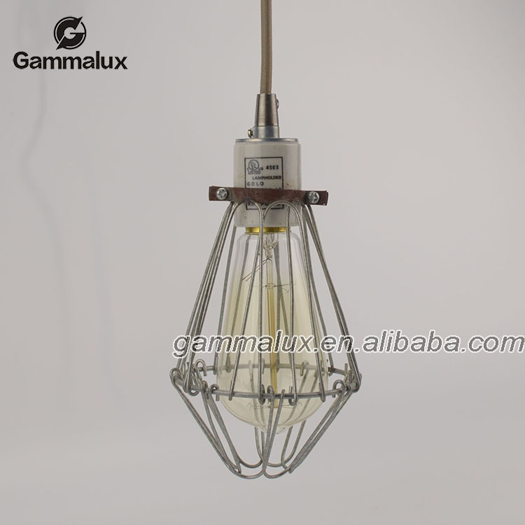 lights iron pendant light lampshade product decor wood lighting cage lamp vintage lomin retro hanging shade from indoor luminaire