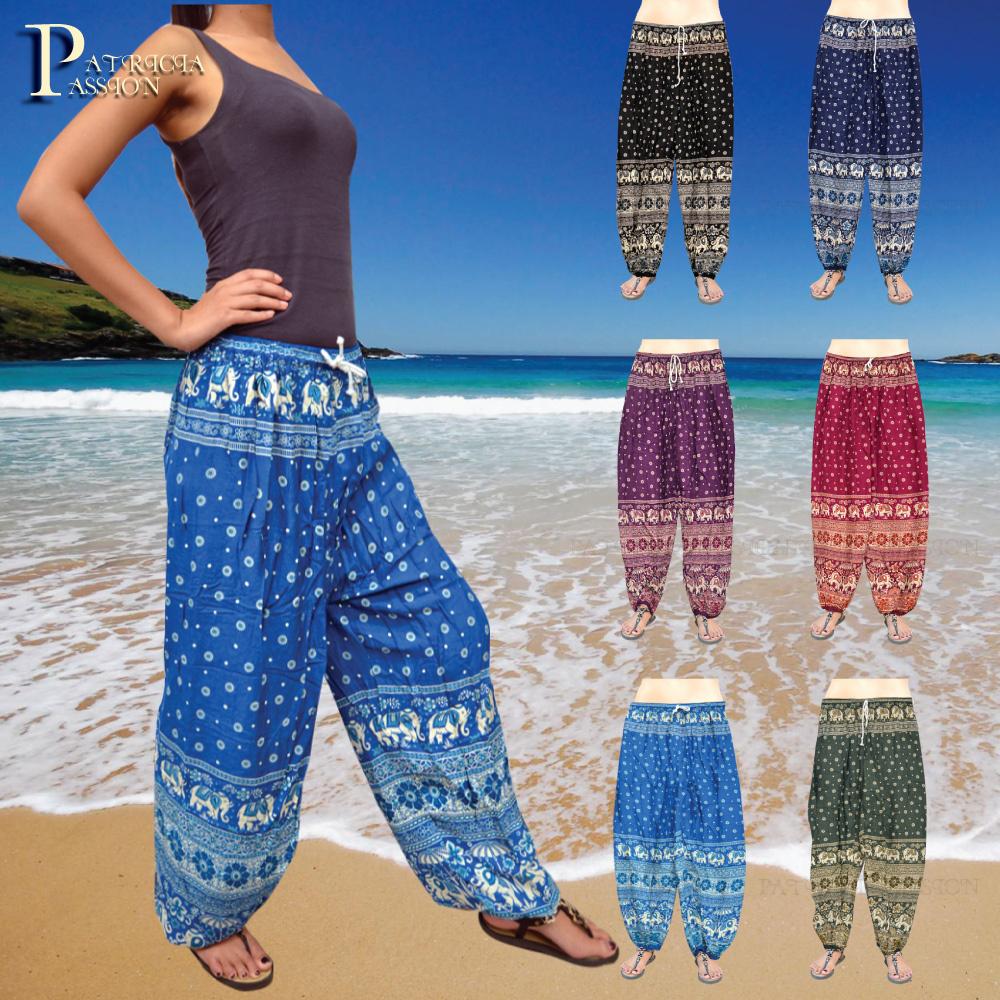 462ed3893 Harem Pants Elephant Women Pants trousers Yoga Pants