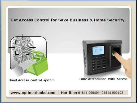 Access control System Bangladesh | CCTV Security system, IP camera, Access control ,Time attendance.
