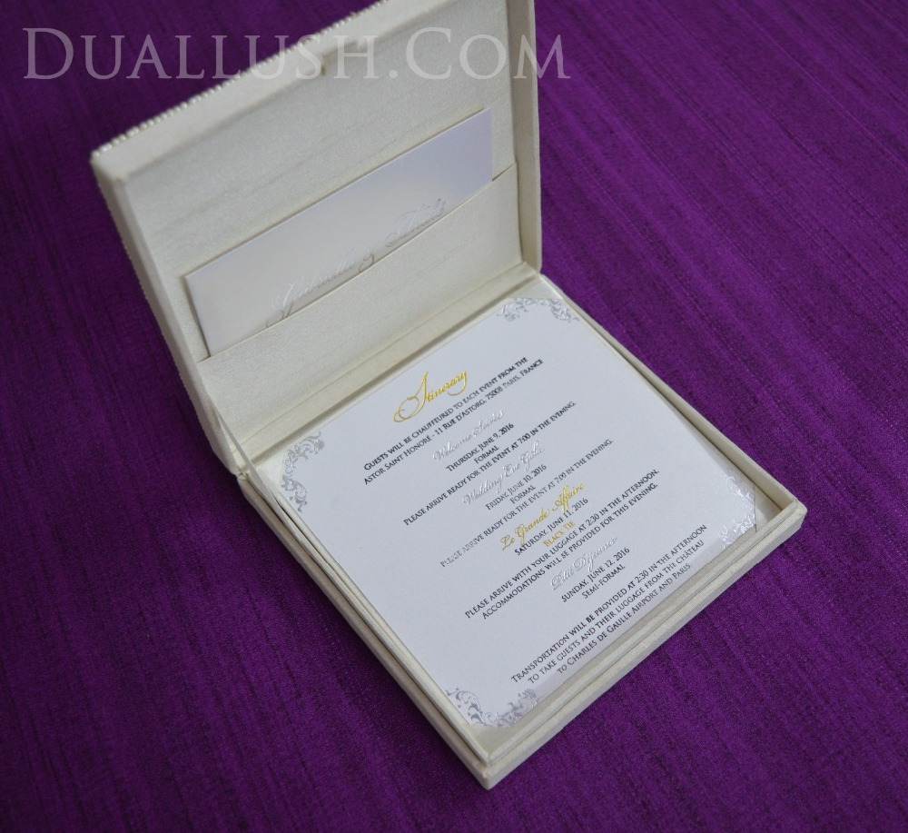 Embroidery pearl wedding invitation box embroidery pearl wedding embroidery pearl wedding invitation box embroidery pearl wedding invitation box suppliers and manufacturers at alibaba stopboris Images