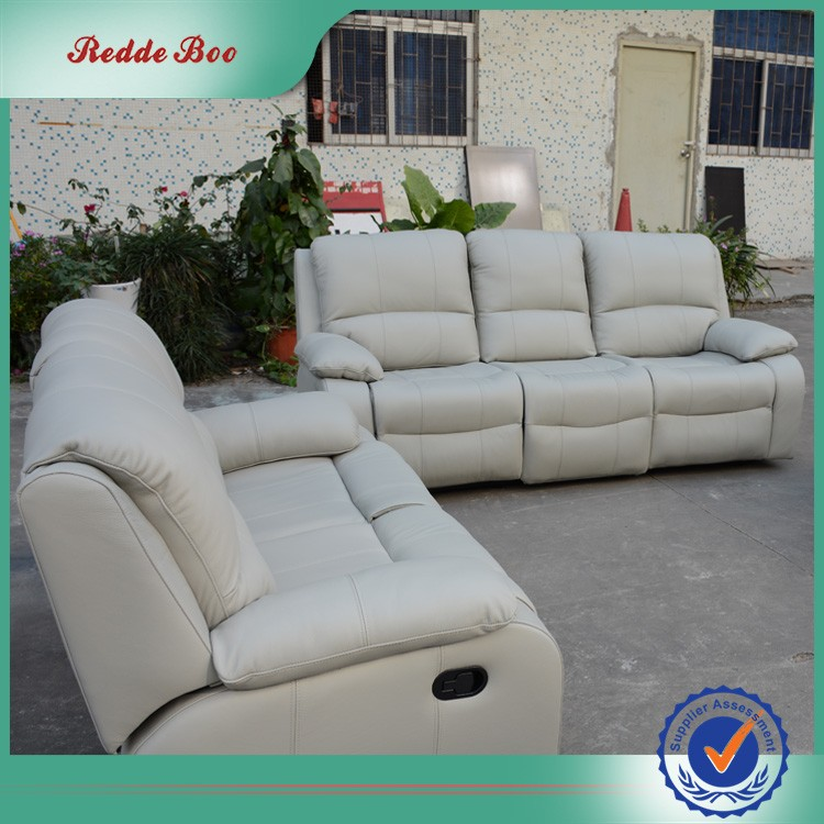 New Arrival American Style Sectional Grey Leather Sofa Office Furniture Buy Office Furniture