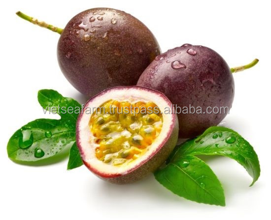 Wholesale Fresh Passion Fruit from Viet SeaFarm with High Quality !!!