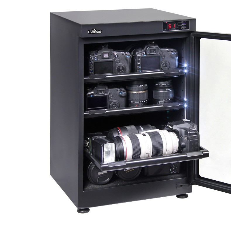 85L  humidity control lcd display drying machine for other camera accessories dry age cabinet