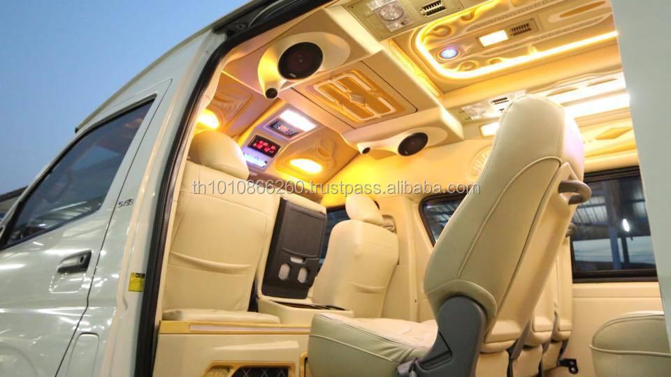 Brand New 2015 Toyota Hiace Vip Rhd 3 0diesel