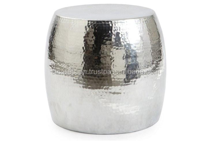 Decorative Small Aluminium Coffee Table/antique Aluminium Table ...