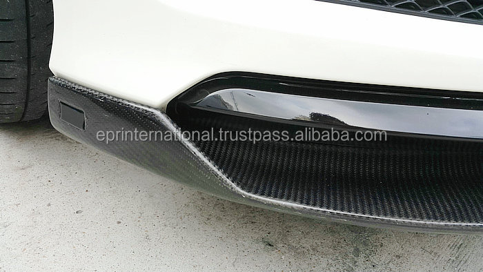 For Mercedes Benz W176 REVO Style RZA290 Style Front Lip (AMG Only)