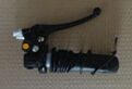 Dual brake cable Throttle with kill switch