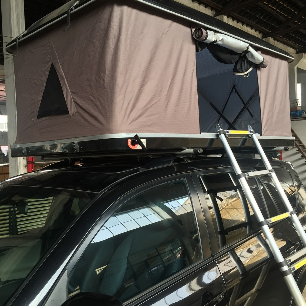 Fiberglass Hard Shell Rooftop Tent Roof Top Campers