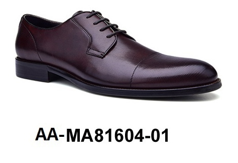 Men's 01 Leather AA Shoe MA81604 Genuine Dress qOwpTg