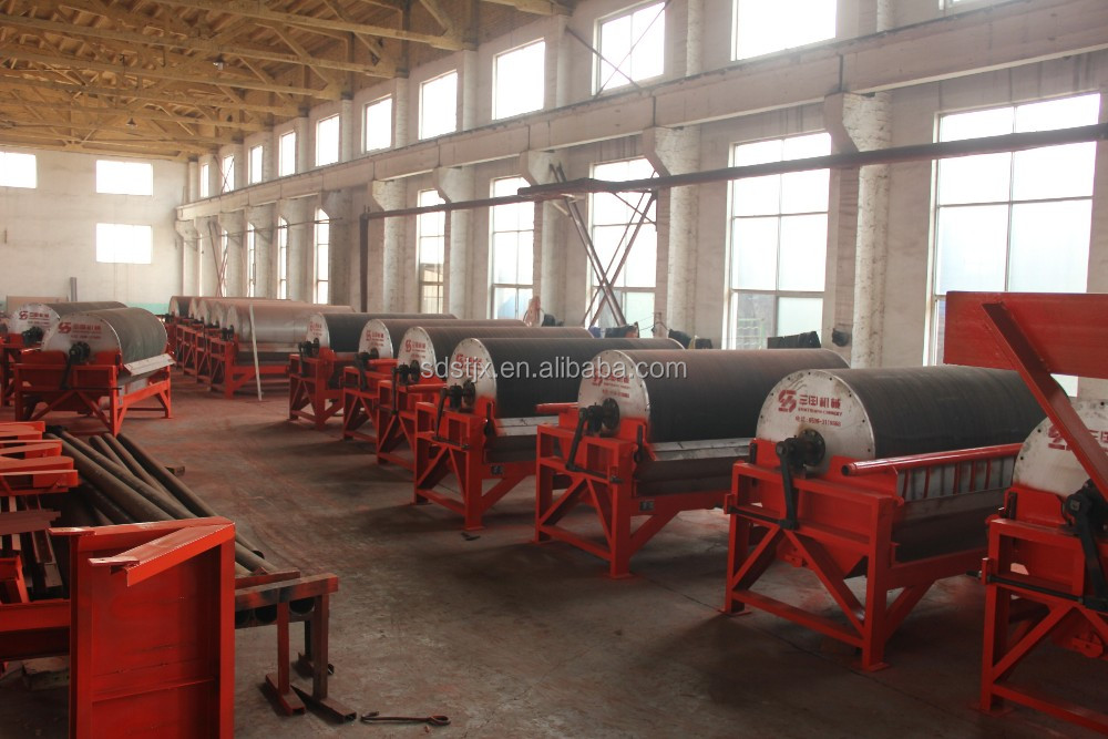 CTS(N,B) series Wet High-intensity Magnetic Separator for mining