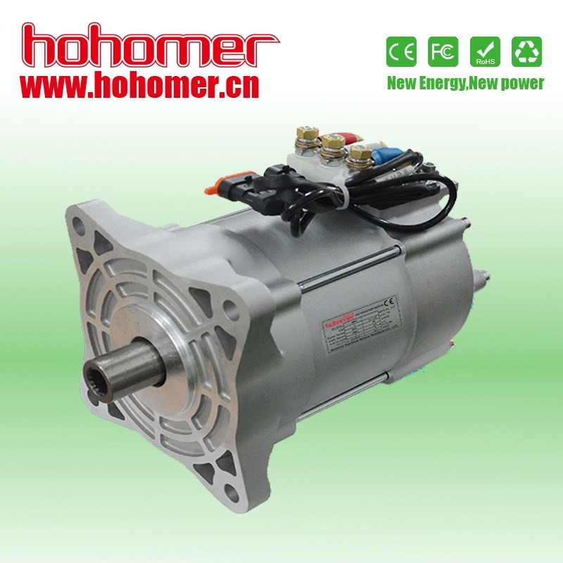 Brushless Ac Electric Motor 48v 3kw For Tricycle