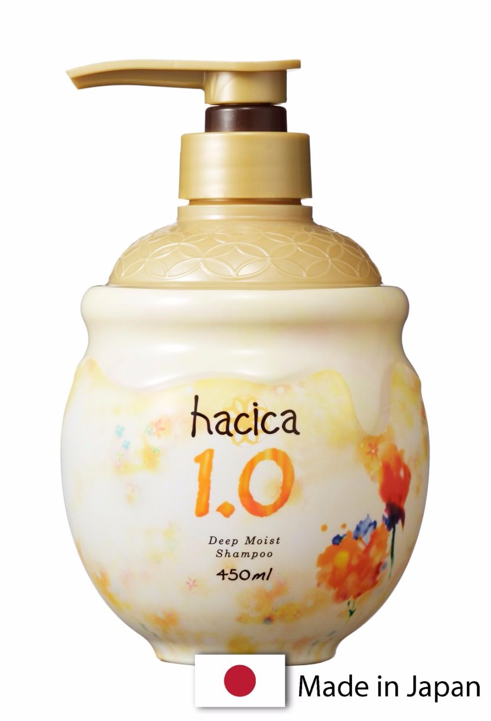 Hacica Miel Naturel Humide Profonde Meilleur Shampooing Pour
