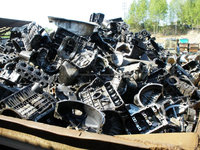High Quality Aluminium Scrap Alloy Wheels / Used Aluminum Alloy ...