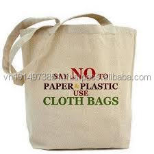 Cotton bag for promotion or shopping
