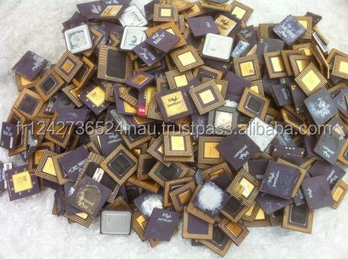 Scrap Computers CPUs / Processors/ Chips Gold Recovery / Refining forsale at a low rate