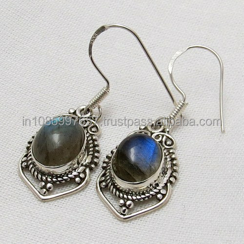 Perfect Oxidized Jhumka 925 Sterling Silver Earring Online Jewelry Fine Jewellery