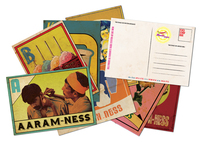 Cheap postcards printing services wholesale