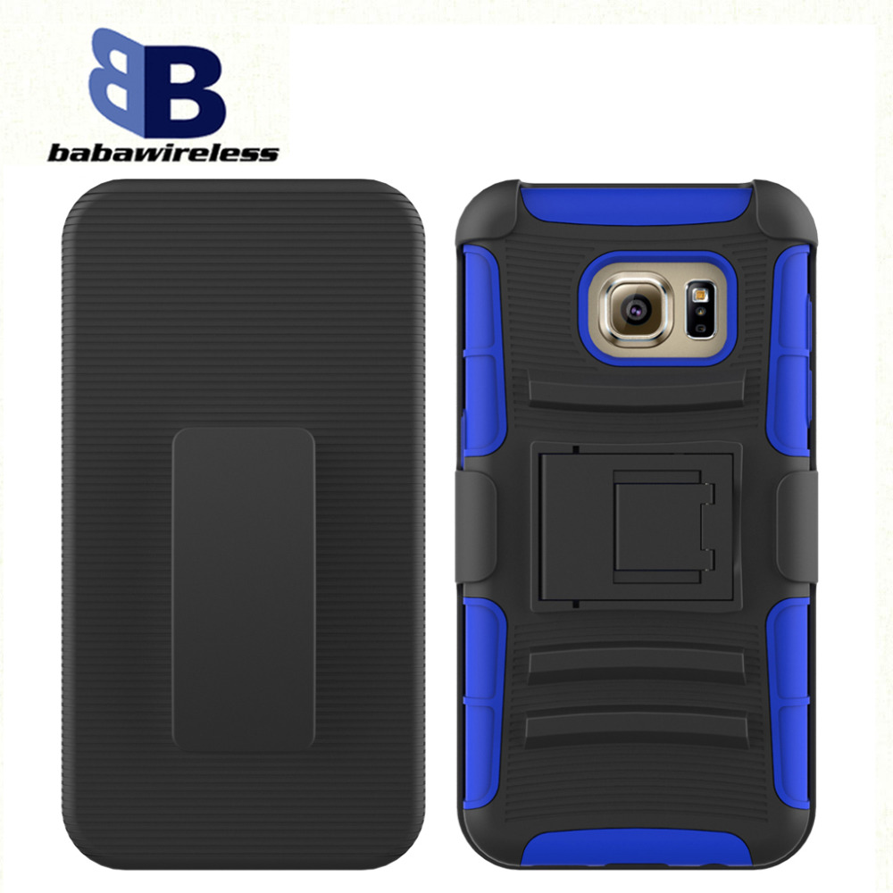 Factory supplying Phone Case Cover with Armor Robot 3 in 1 slide sets of mobile phone shell For most smartphones