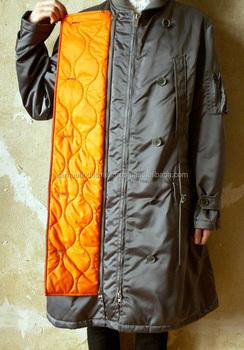 425efe5eb Uk Men\women Ma1 Classic Long Padded Bomber Jackets\full Length Olive Green  Bomber Jacket\stylish Quilted Bomber Jackets - Buy Olive Green Fleece ...