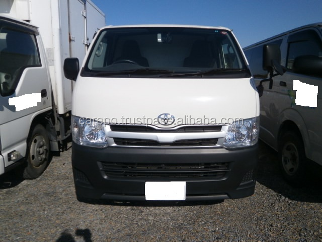 USED VEHICLE FOR SALE IN JAPAN TOYOTA HIACE VAN QDF-KDH201V 2013