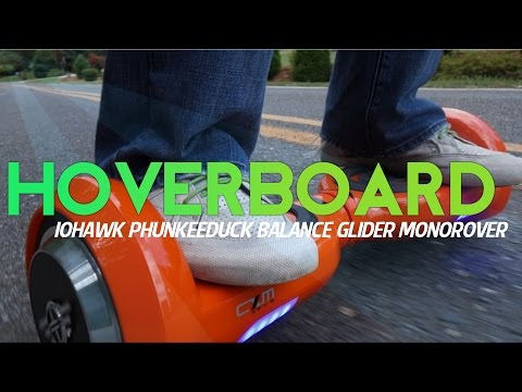 Hoverboard, Self Balancing, 2-Wheel, Smart Electric Scooter REVIEW & TIPS