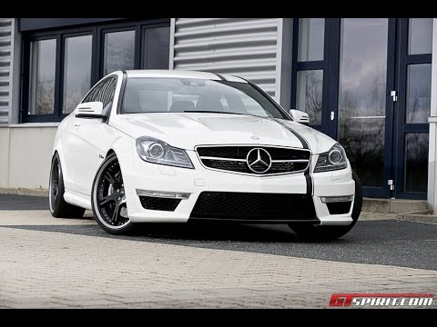 For Sale Wheelsandmore Mercedes Benz C63 AMG Coupe