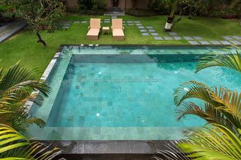 Qualità premium pedra hijau per piscina piastrelle per pavimenti