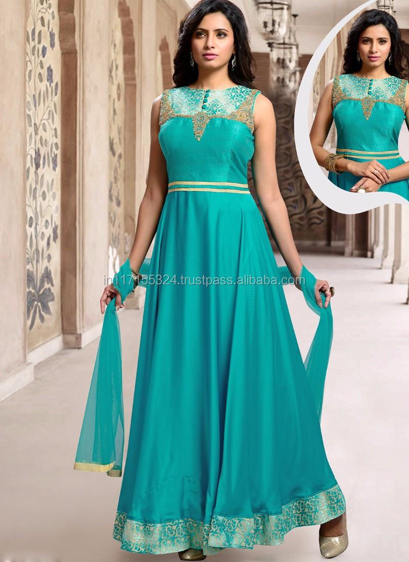 Wholesale Price Anarkali Suits - Latest Long Anarkali Suits ...