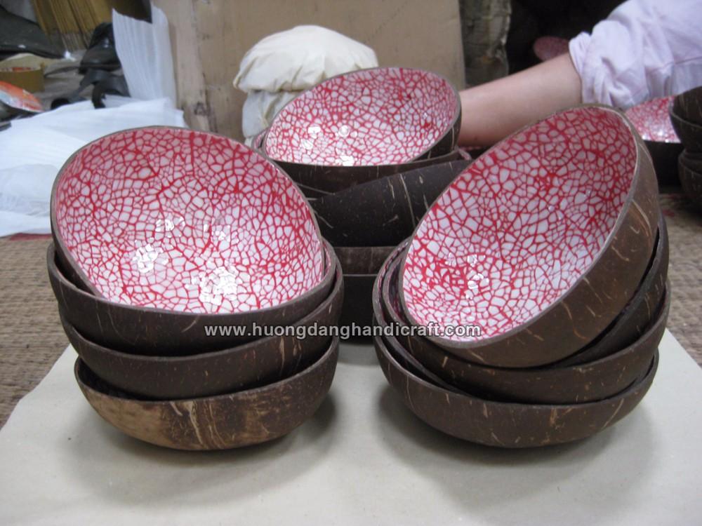 Hecho En Vietnam,Hanoi Y Coco Shell Laca De Vietnam Coco Tazón - Buy ...
