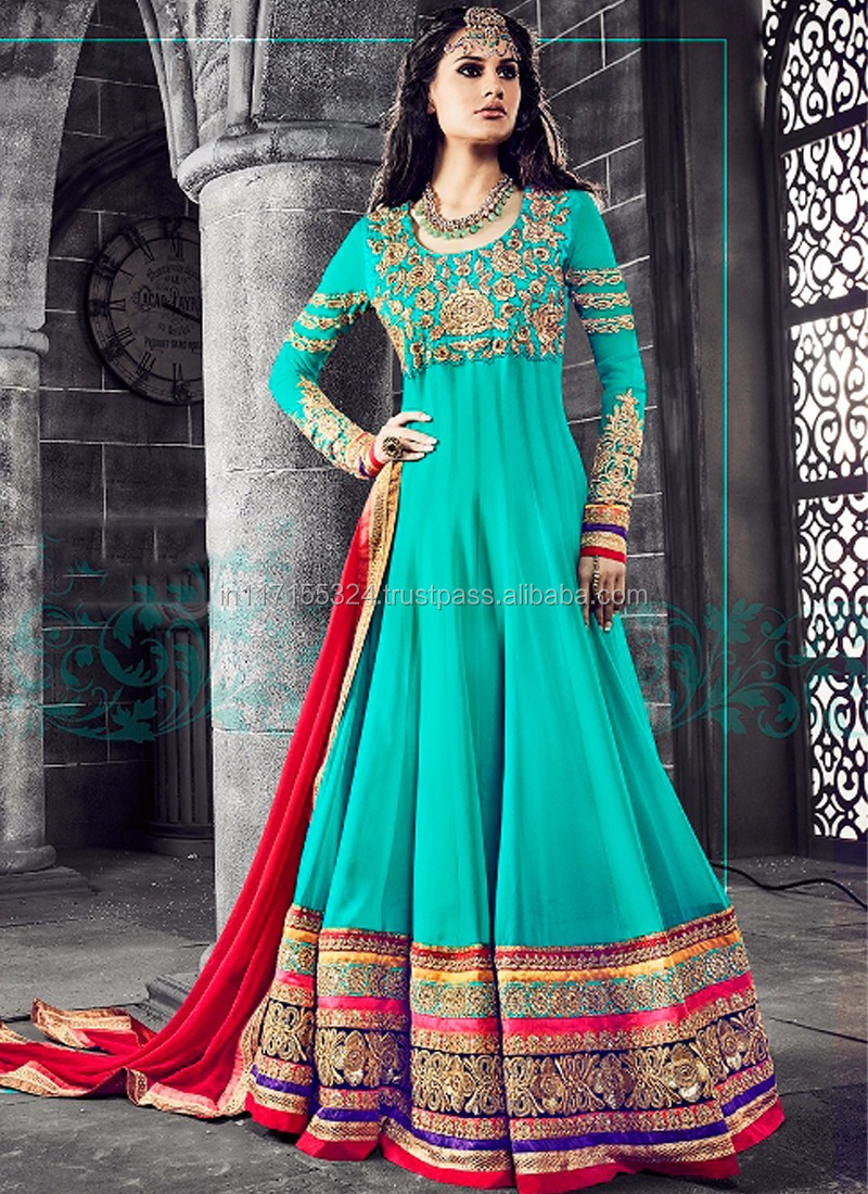 Ethnic Fashion Bulk Wedding Wear Stylish New Design Embroidered Work ...