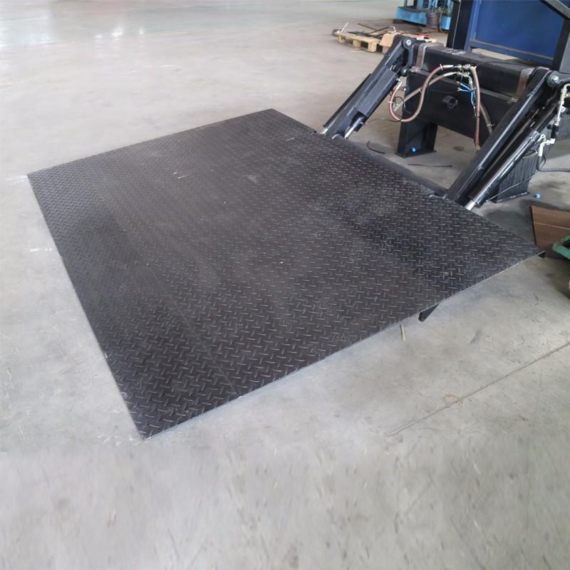 Hydraulic Lift Tailgate : Hydraulic tailgate lift for truck tail platform buy