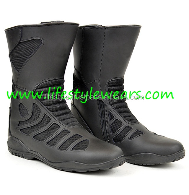 leather rid riding genuine leather funky boots motorcycle boots mens boots 8gPwT