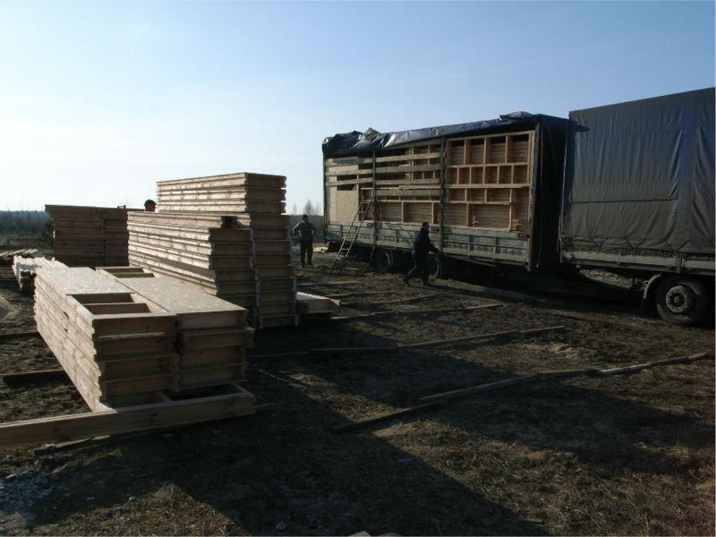 Prefabbricati ad alta efficienza energetica case di telaio for Piccole case efficienti