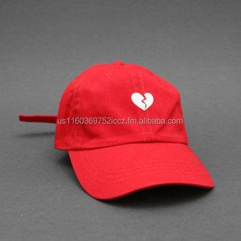 Broken Heart Urban Streetwear Polo Style Hat Dad Cap - Buy Urban ... d721ed2e600