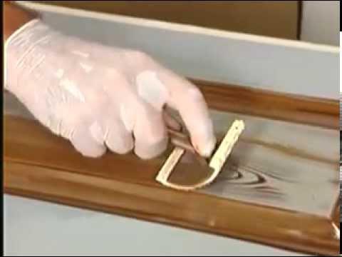Get Quotations · Making A Steel Door Look Like Wood