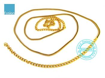 Gold Tone Royal Design Kamar Bandh Traditional Indian Waist Belt ...