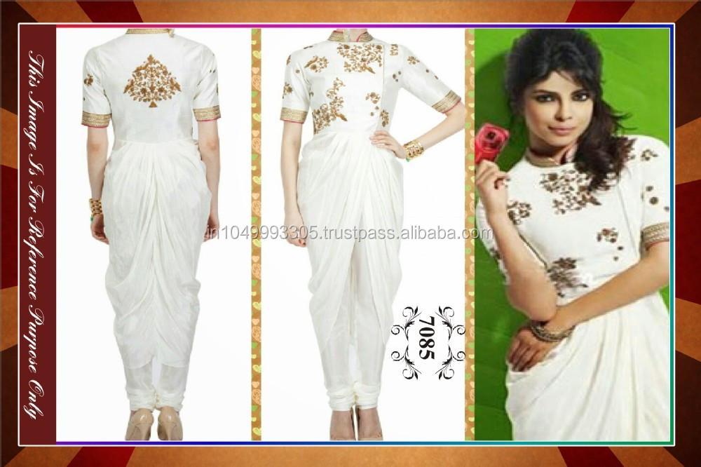 fbad4a5acd Indian Designer Saree For Women - Buy North Indian Designer ...