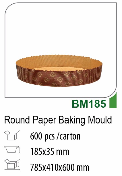 PAPER BAKING MOULD FROM DUBAI