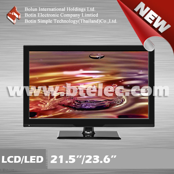 led tv stand model cheap 22 inch led tv china made
